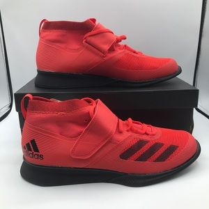 NWT Adidas Crazy Power Rk Weightlifting Shoes